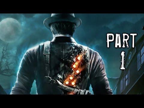 Murdered Soul Suspect Gameplay Walkthrough Part 1 - The Killer (PS4) - default