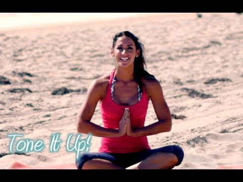 Tone It Up Stretch & Release routine ~ Throwback Thursday!