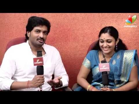 Senthil and Sreeja : Fans got us to marry | Saravanan Meenakshi | Love Story
