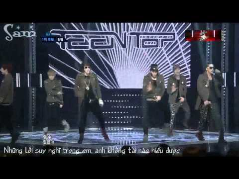 [vietsub] Crazy – TEEN TOP {perf 120119 M!Countdown}