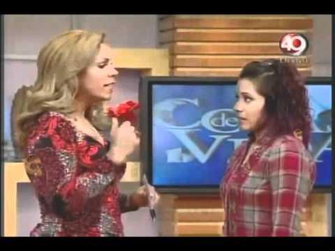 Confunden a Rocio Sanchez Azuara con Laura Bozzo!
