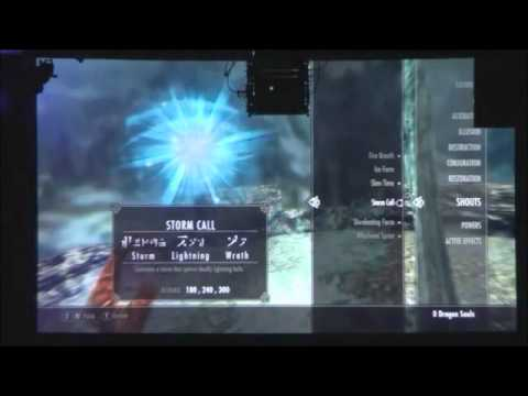 The Elder Scrolls: Skyrim (part 3).wmv