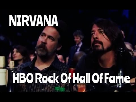Nirvana HBO Rock Hall of Fame 2014 (Full Videos)