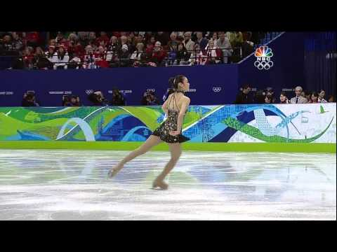 Yuna Kim 2010 Vancouver Olympics SP 007 James bond medley