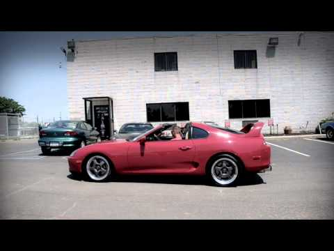 Geno's Supra 2 step