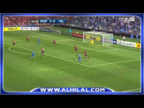 Sydney Wanderers 1-0 Al-Hilal (AFC CL - Final 1st Leg)