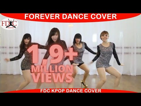 Wonder Girls (원더걸스) - Be My Baby FDC K-POP Dance School Jakarta