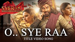Sye Raa Title Video Song