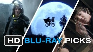 New Blu-Ray Picks - Prometheus, E.T. The Extra-Terrestrial, The Hole 3D - October 9, 2012 HD