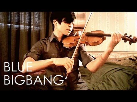 2012 BIGBANG Cover - BLUE