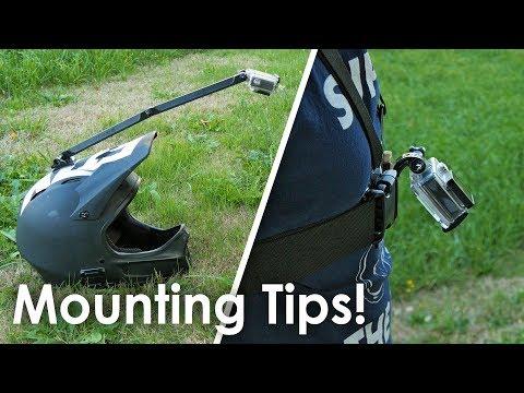 Best GoPro Mounting Tips for Mountain Biking | Jordan Boostmaster