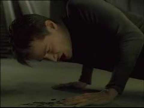 The Matrix - Subway Fight