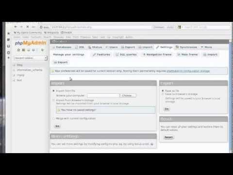 Tutorial: Install phpMyAdmin on RHEL  / Centos Linux 6