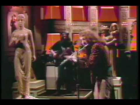 "Jethro Tull - ""Bouree"" - 1969 Live, Ian Anderson on flute"