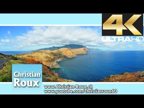 SPEED 1X UHD - Portugal 303 (Camera on board): Island of Madeira, East Coasts (Hero4) - UCEFTC4lgqM1ervTHCCUFQ2Q