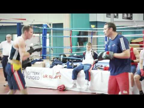 Olympics 2012 contender: Tom Stalker, GB boxing captain