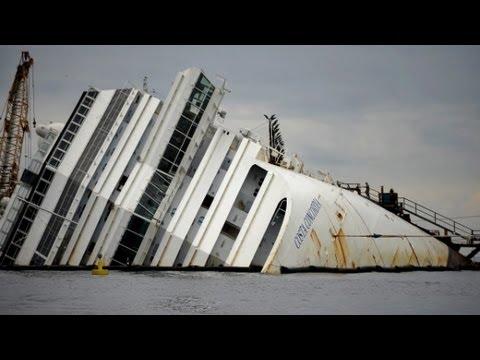 Costa Concordia victims remembered