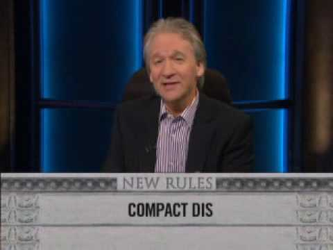 Real Time with Bill Maher: New RulesCompact Dis (HBO)