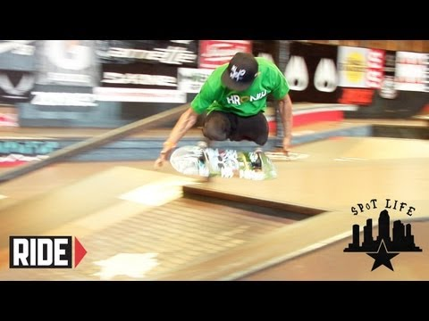 Tampa Pro 2012 Qualifiers: SPoT Life Event Check