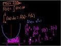 Фрагмент с средины видео - Definite Integrals (part 4)