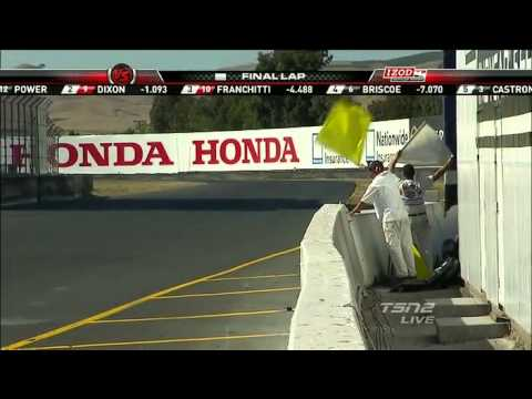 IndyCar 2010 Race 13 Indy Grand Prix of Sonoma 10 of 11