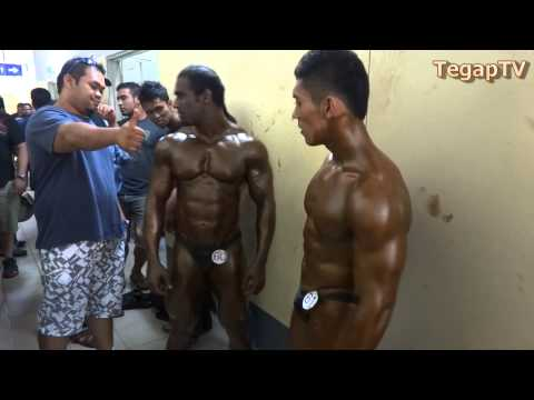 Mr Selangor 2012: Backstage Scenes (Part 3)