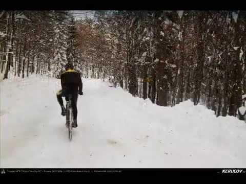 VIDEOCLIP Traseu MTB Sinaia - Cota 1400 - Castelul Peles - Sinaia