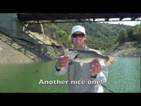 Anderson Lake Fishing April 2012