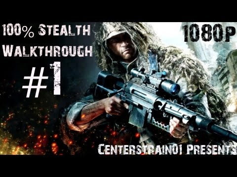 Sniper Ghost Warrior 2 Walkthrough Part 1 Communication Breakdown (xbox360/1080p)
