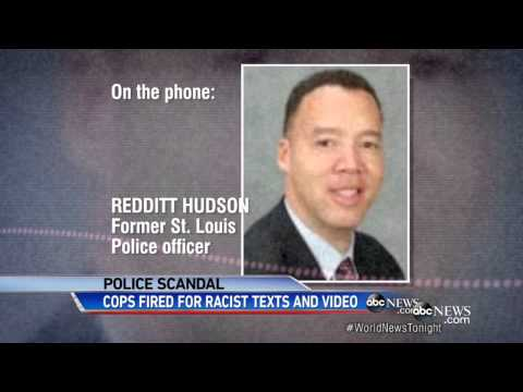 Fort Lauderdale Cops Dismissed After Leaked Racist Texts