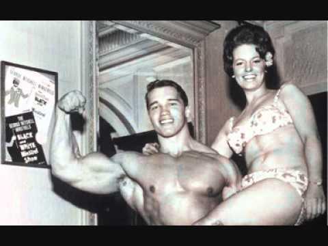 Arnold Schwarzenegger Escort Service Round 3