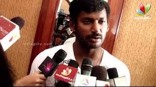 Watch Death threat for Vishal- Police security sought Red Pix tv Kollywood News 13/Oct/2015 online