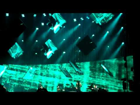 Radiohead - Identikit NEW SONG (HD) (LIVE IN TAMPA) 2012