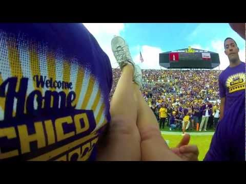 From an LSU Cheerleader-s Perspective