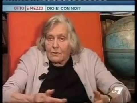 OTTO E MEZZO - DIO E' CON NOI ?
