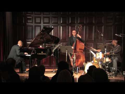 Aaron Diehl Trio: -Round Midnight  by Thelonious Monk