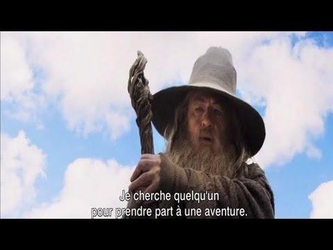 Bilbo le Hobbit Bande Annonce VF