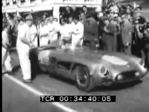 Targa Florio in the '50