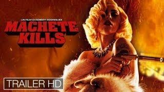 Machete Kills - Trailer Ufficiale Italiano