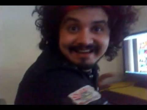 YouTuber Peregrino 08 - morfologico