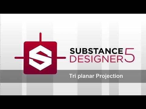 SD5 Tri Planar Node