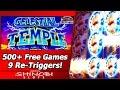 Celestial Temple Slot - 500+ Free Games, 9 Re-Triggers, Mega Big Win!!!