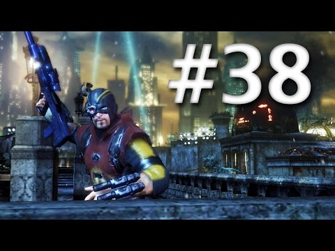 Road To Arkham Knight - Batman Arkham City - Walkthrough - Part 38 Deadshot