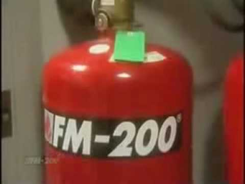 Fire protection for technology/computer rooms