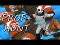 SHOOTING FISH IN A BARREL! (Garry's Mod Prop Hunt)