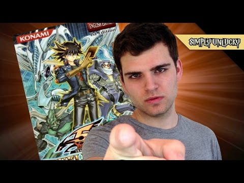 Best Yugioh Duelist Pack Yusei 1st Edition Box Opening Ever! Two Foils One Pack ?