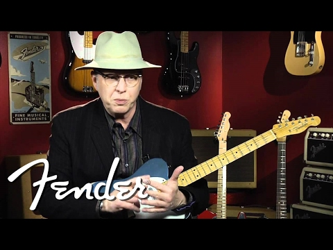 Telecaster® 60th Anniversary Celebration, Part Two