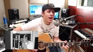 Kesha - We R Who We R (Jeff Hendrick Acoustic) On iTunes!