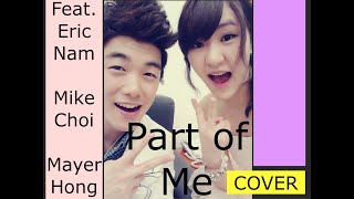 Katy Perry - Part of Me (Cover) Megan Lee Feat.위대한탄생2 (Mike-Eric-Mayer)