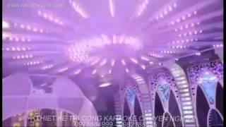 Thiết kế phòng karaoke mini bar - Antuongtre.com